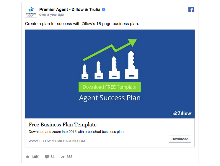 50 amazing b2b facebook ads to inspire you 10 forward content
