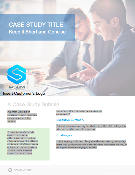 case study on business communication for mba