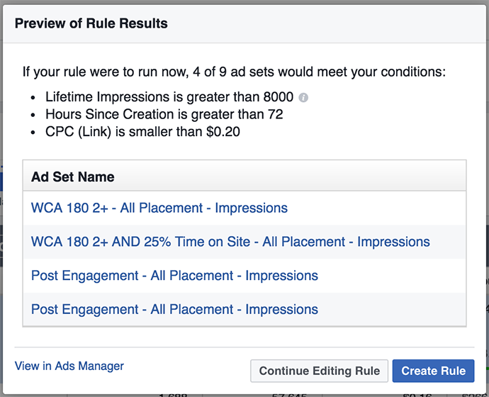 Facebook Automated Rules: Automate Ad Maintenance | 10 Forward